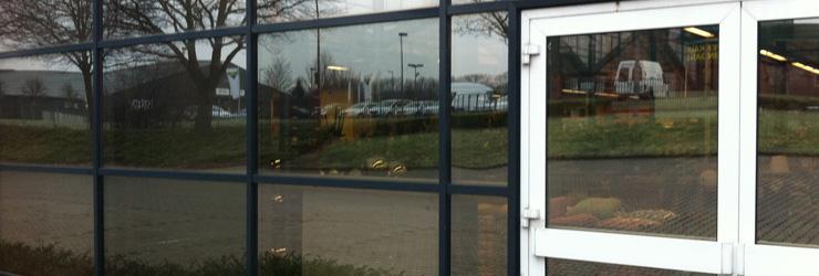 Fenster- und Glasfassadenreinigung